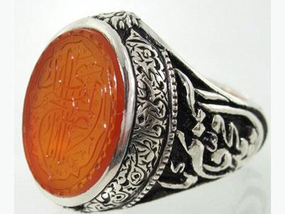 چه سنگی برای نگین انگشتر خوشیمن است؟