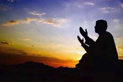 صلوات برای رفع گناهان و از بین رفتن غم