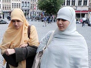 آیا حجاب در دین های دیگر هم وجود دارد؟